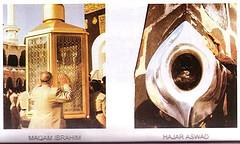 makam ibrahim & hajar aswad
